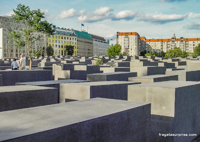 Memorial do Holocausto, Berlim