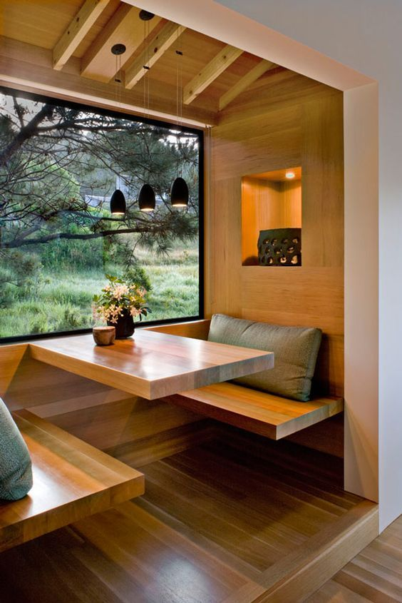 Cozy Kitchen Nook To Update Your Home