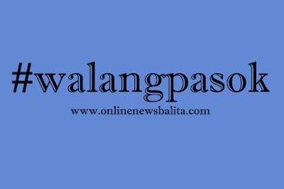 #WalangPasok: Class Suspensions for July 11, 2016
