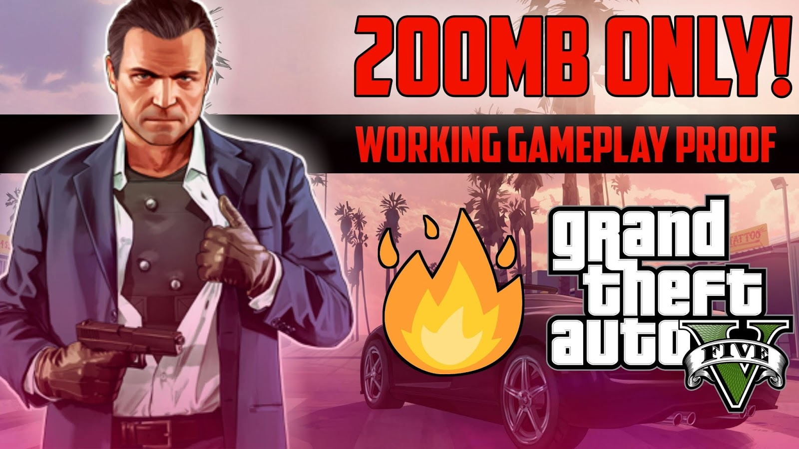 200MB) GTA 5 HIGHLY COMPRESSED FOR PC - Rishab Gaming Zone