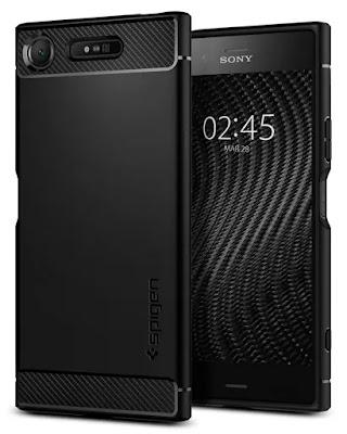 New Sony Xperia XZ1 smartphone
