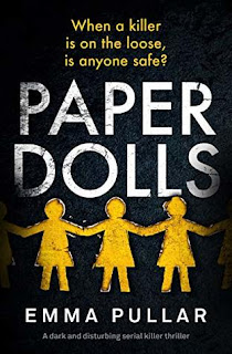 Photo of the book cover of Paper Dolls by Emma Pullar