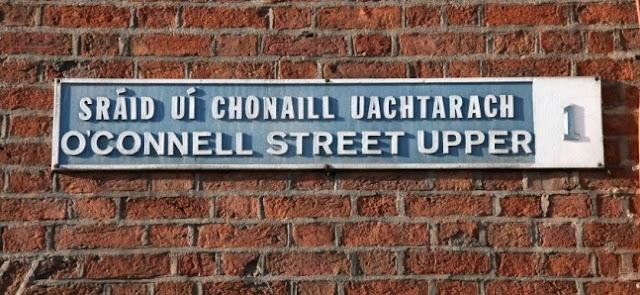 Idiomas na Irlanda