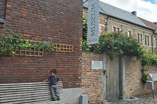 Museum Beghina Tongeren Belgium UNESCO