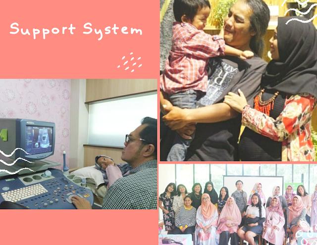Support System Ibu Hamil