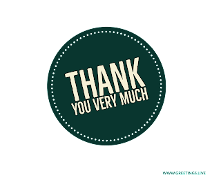 Thank you very much png images free download