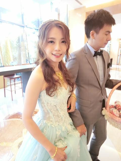 台北新秘 | 新北新秘 | 淡水新秘推薦 | 新娘造型2017  | 新娘秘書