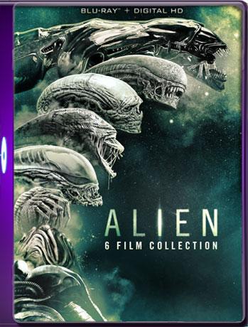 Alien [Colección de Antología] HD [1080p-BDrip 60fps] Latino Trial [GoogleDrive] TeslavoHD