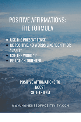 Positive Affirmations To Boost Self-Esteem