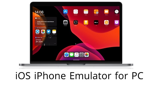 iOS iPhone Emulator for PC 2022 Free Download
