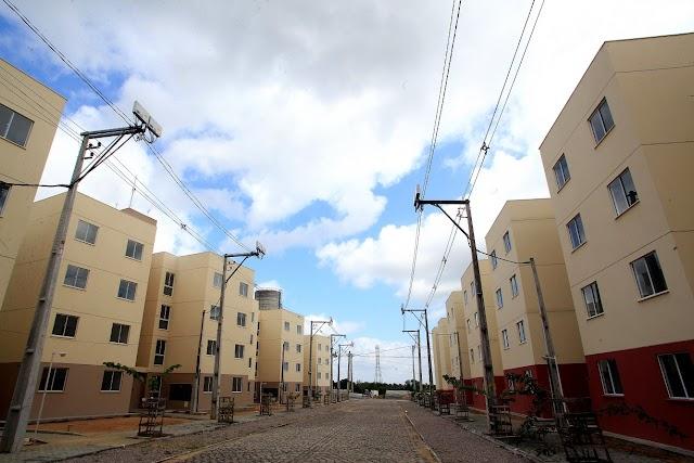 Prefeitura inicia vistorias das moradias que serão entregues no Village  de Prata