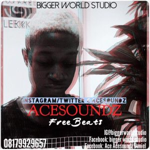 Download Freebeat:- Afro Beat (Prod By Acesoundz)   blenstar com