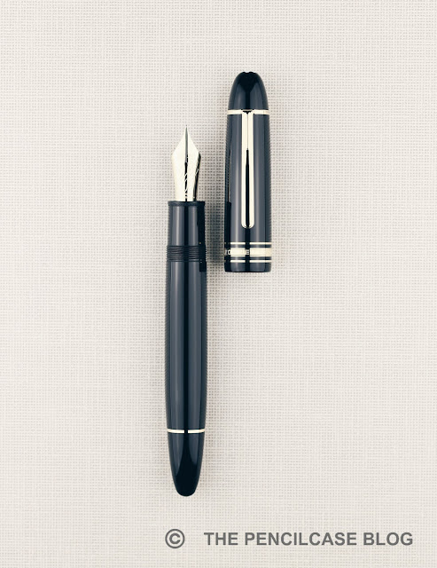 REVIEW: MONTBLANC MEISTERSTUCK 149 CALLIGRAPHY FLEX NIB FOUNTAIN PEN