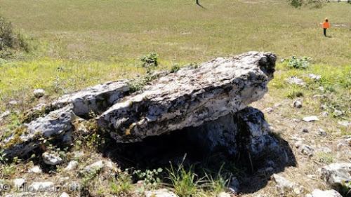 dolmen de Pagamendi