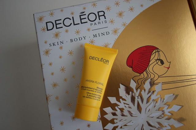 Decléor - pleťová maska na rozjasnenie pleti