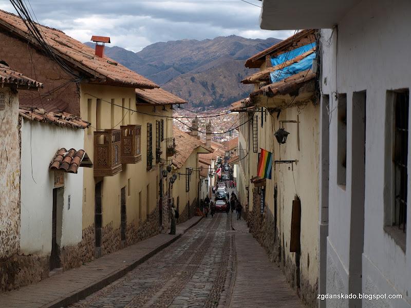 Cuzco - San Blas