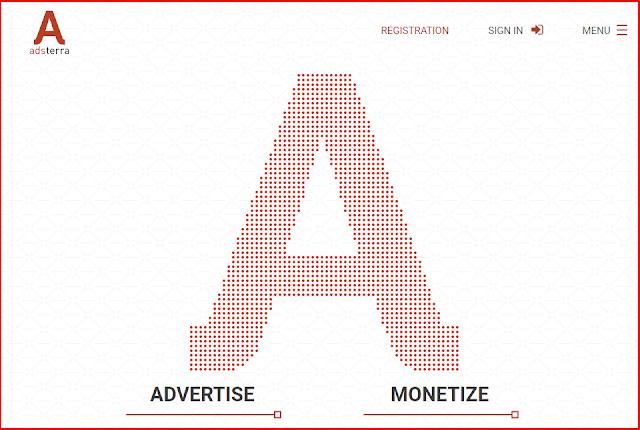 adsterra Google AdSense Alternative