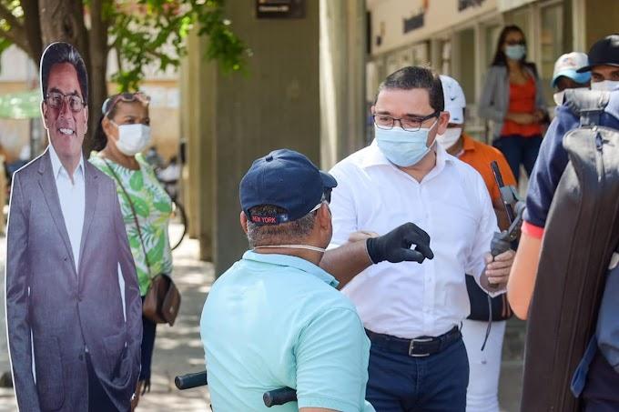 Masivo rechazo de la comunidad magdalenense a la reforma tributaria del presidente Duque