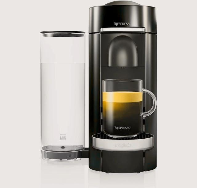 """افضل ماكينة قهوة كبسولات """"MAGIMIX VERTUO PLUS M600"""""""