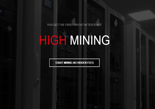 Highmining Review: is highmining.uk SCAM or LEGIT? Mine Bitcoins, Get hourly payouts with no risk