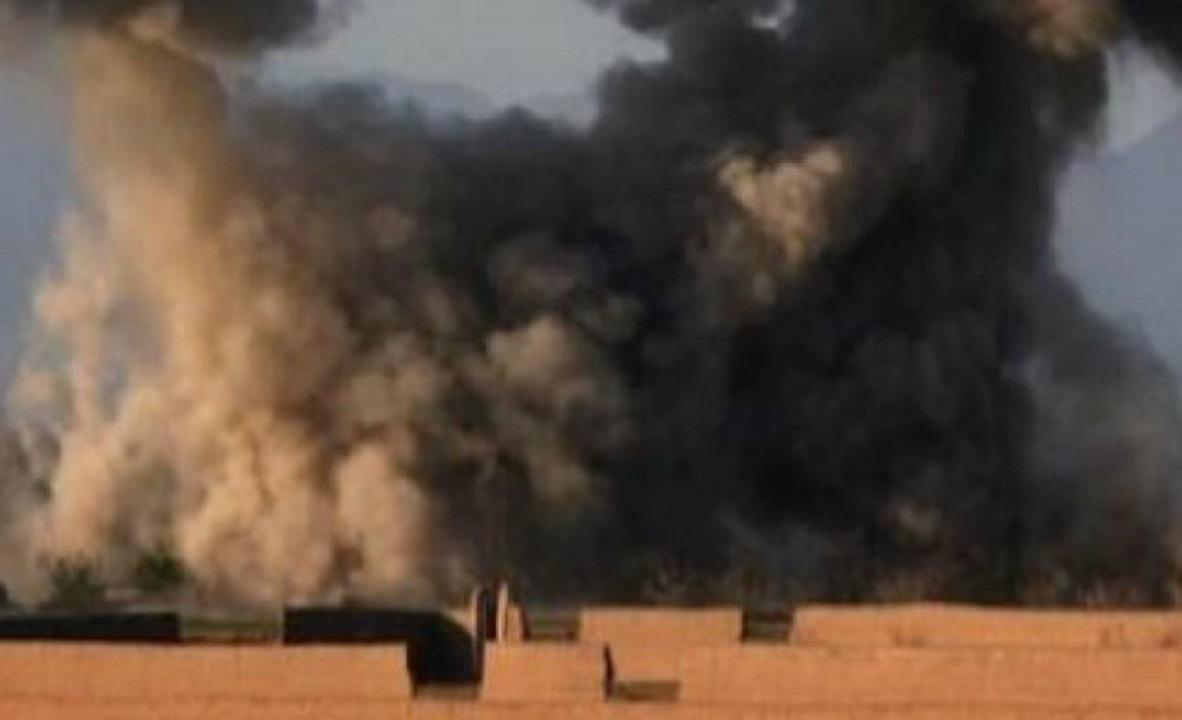 Afghan terrorists killed 12 terrorists in airstrikes