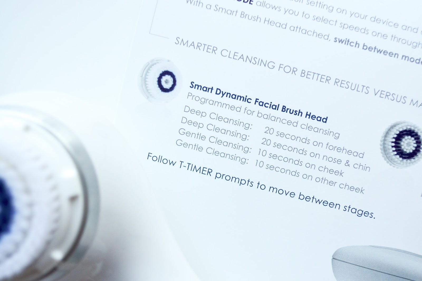 Clarisonic Smart Profile, Cleanse, Skincare, Smart Profile