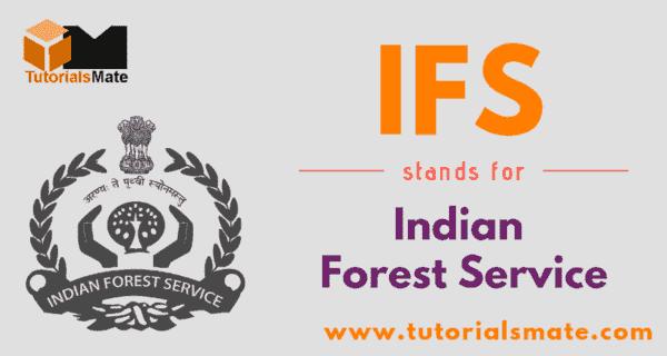 Full Form of IFS
