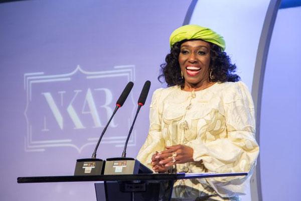 Former First Lady, Nana Konadu Agyeman Rawlings To Attend The '30 Black Stars' Awards Gala In Houston.