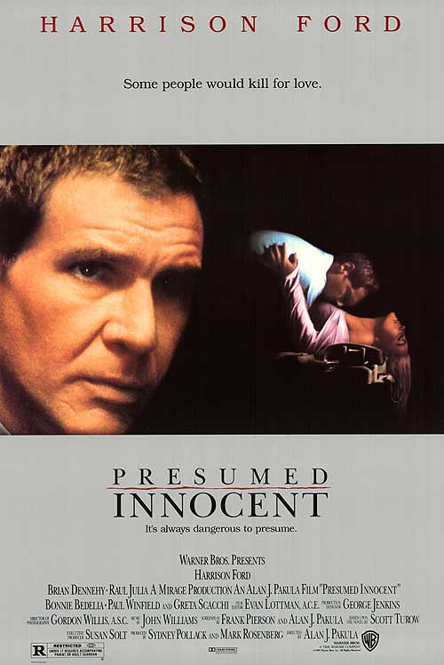 Brian Vs Movies April 2011 - Presumed Innocent Author