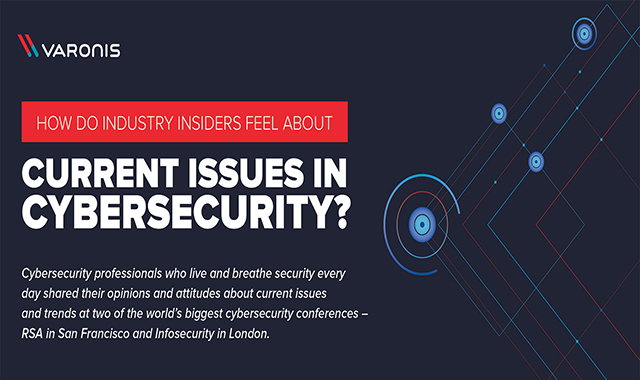 5 Cybersecurity Concerns of Industry Insiders