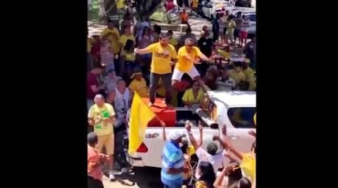 E daí? Se morreu 51 por Covid em Itapetinga, prefeito Hagge quer é reeleição