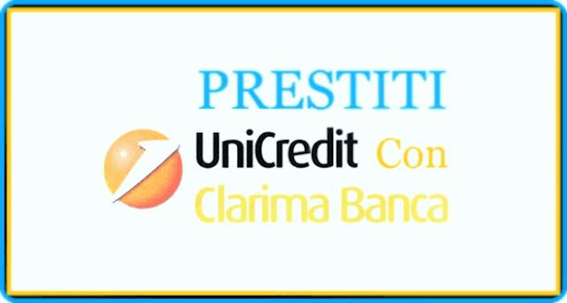 Clarima prestiti
