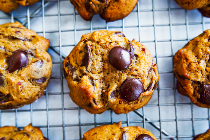 Coconut Sugar Chocolate Chip Cookies