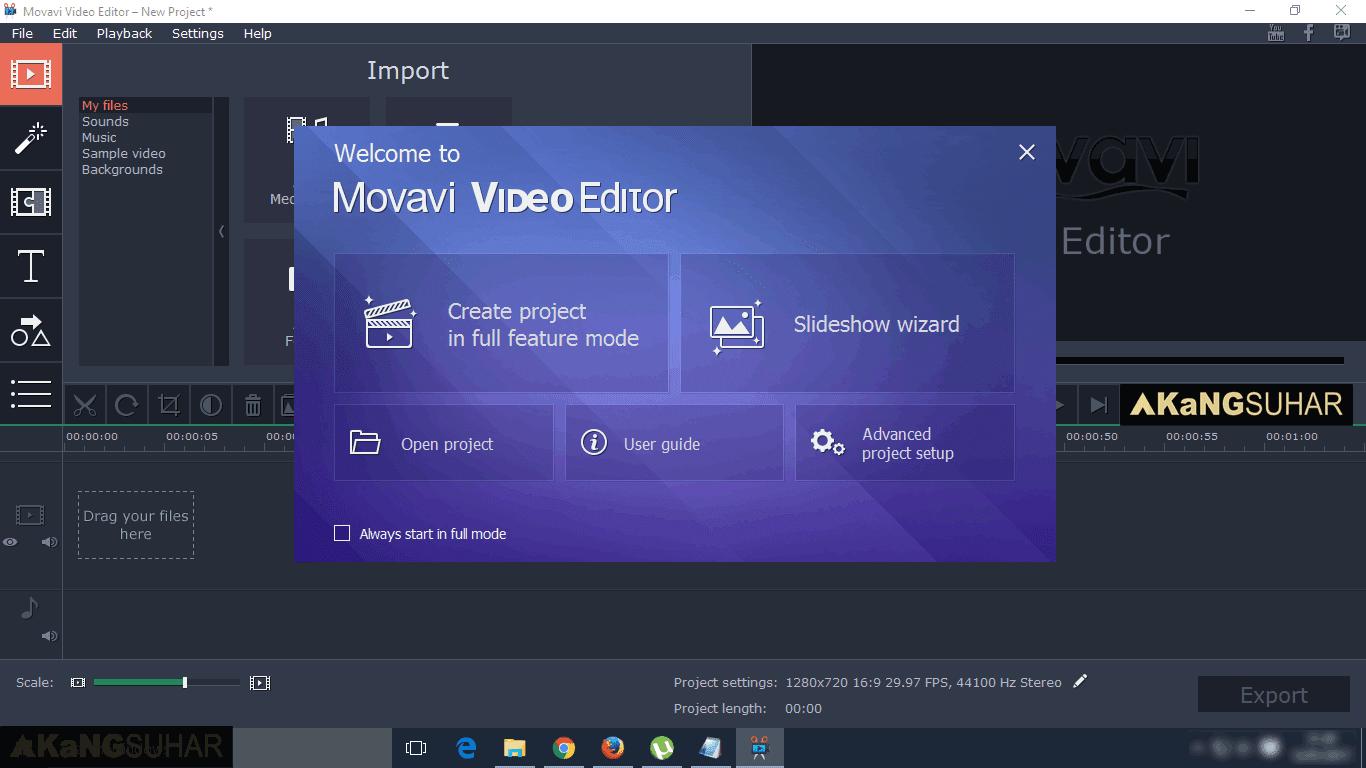 Movavi Video Editor 12.1.0 Full Version