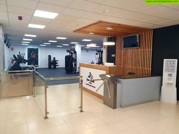 El Ayuntamiento de Fuencaliente estrena un nuevo gimnasio municipal