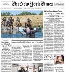 The New York Times Magazine 20 September 2021