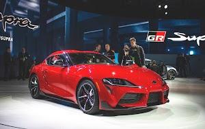 Gila! Toyota Supra Terbaru  Rilis Pada 2020 Mendatang