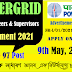 Power Grid NRTS Field Engineer/Supervisor Recruitment 2021