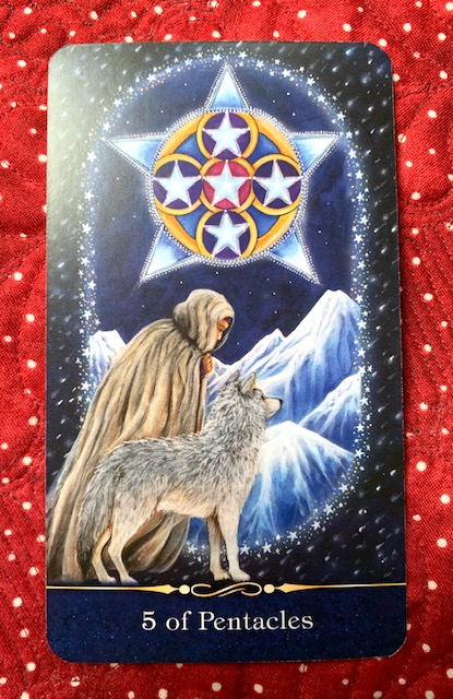 Mother-Tarot-5Pentacles-The-Star-Tarot
