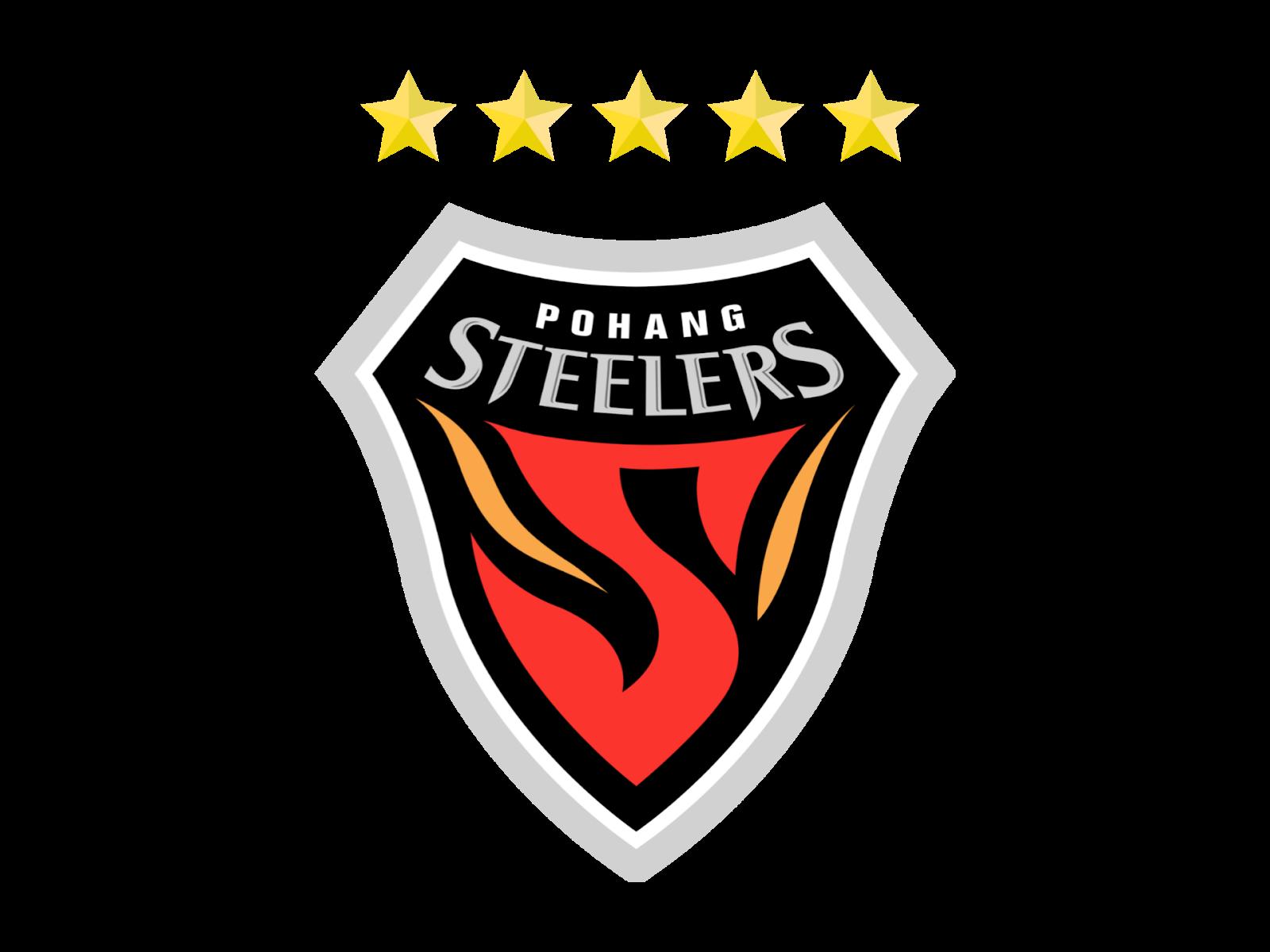 Logo FC Pohang Steelers Format PNG