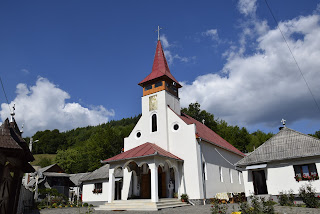 Calugaria Maicii Maria, Manastirea Casiel, jud. Cluj
