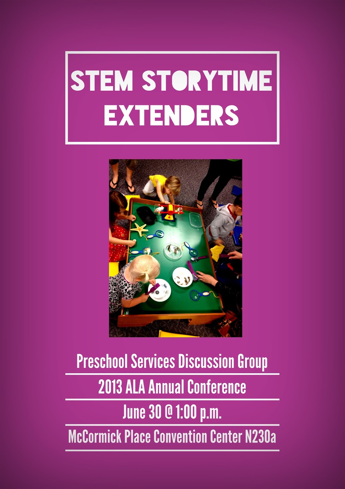 The Show Me Librarian Stem Storytime Extenders What Are You Doing At Ala2013 Part Ii