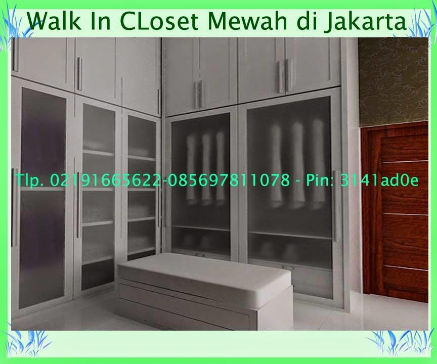 Walk In Closet Terjangkau 2014