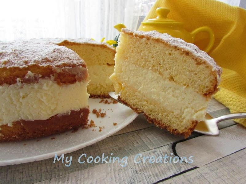 Торта Киндер Парадизо * Torta Kinder Paradiso