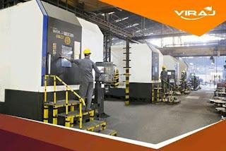 Diploma Jobs Vacancy In Viraj Forging Ltd, Palghar,  Maharashtra For Position Trainee CNC/VMC Operator.