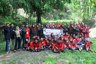 Out Bound Ke - 2 Pengurus Osis SMK Sakti Gemolong