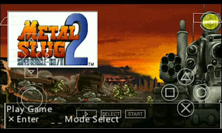 METAL SLUG ANTHOLOGY ISO PPSSPP