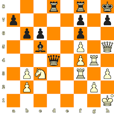 Les Blancs jouent et matent en 3 coups - Alexander Khalifman vs Alexander Huzman, Tashkent, 1987