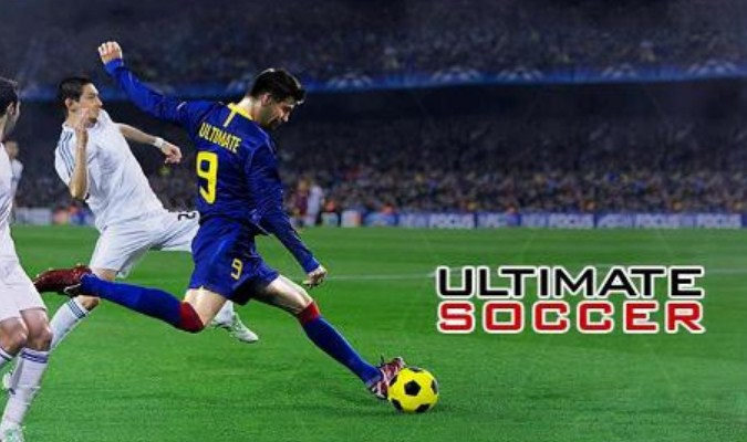 Game Sepak Bola tuk Android - Ultimate Soccer