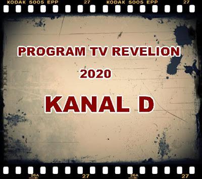ce vedem de revelion 2020 la kanal d
